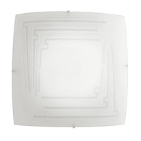 Plafoniera Concept L 50 x H 50 cm
