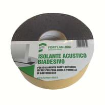 Rotolo in polietilene Isolante biadesivo Fortlan, spessore 3 mm
