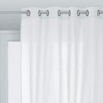 Tenda Lea Inspire bianco 140 x 280 cm