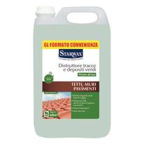 Detergente Starwax Distruttore di muschio 5 L