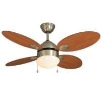 Ventilatore da soffitto con luce Maurice