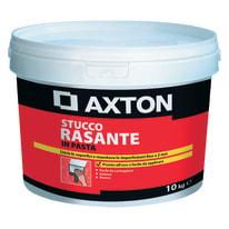 Stucco in pasta Axton Rasante liscio bianco 10 kg