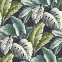 Carta da parati Foglie amazzonia multicolor 10 m