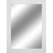 specchio da parete rettangolare 2080 bianco 85 x 115 cm