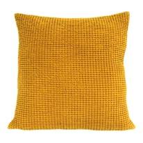 Cuscino grande Maya giallo 50 x 50 cm