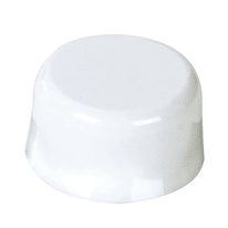 Fermaporta adesivo bianco