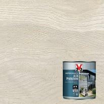 Impregnante ad acqua 10 anni V33 Alta Protezione cedro bianco opaco 0,75 L