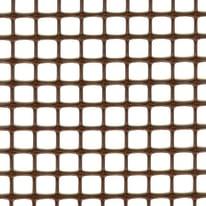Rete Quadra 10 H 0,5 x L 5 m marrone