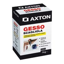 Gesso scagliola Axton bianco 1 kg