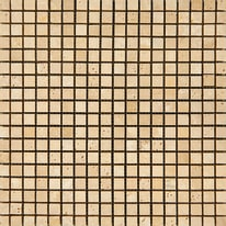 Mosaico Travertino 30 x 30 cm beige