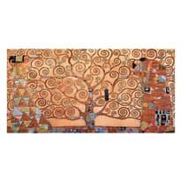quadro su tela Albero della vita 180x80
