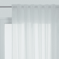 Tenda Lucia bianco 140 x 300 cm