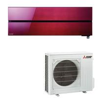 Climatizzatore fisso inverter monosplit Mitsubishi MSZ-LN50VGR Wi-Fi 5 kW rosso