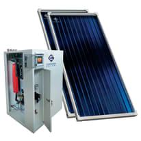 Impianto solare termico a circolazione forzata Costruzioni Solari Kss mini 300