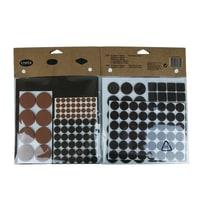 175 feltrini adesivi Ø 2 mm varie misure