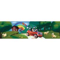 Bordo Mickey club multicolor 5 m
