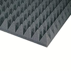 Pannello fonoassorbente piramidale Fortlan L 1 m x H 1 m, spessore 50 mm