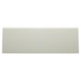 Battiscopa confezione da 10 pezzi carta finish rivestito bianco 15 x 70 x 2400 mm