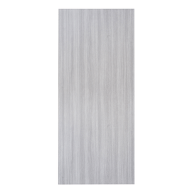 Pannello per porta blindata MDF grigio stampato L 92 x H 213 cm , spessore 6 mm