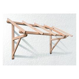 Tettoia in legno Helios L 205 x P 100 cm