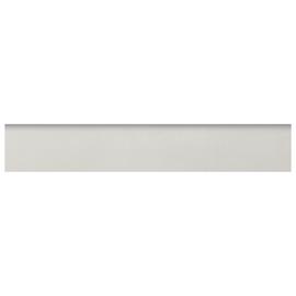 Battiscopa Bellagio bianco 8 x 45 cm