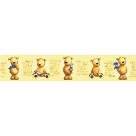 Bordo Bears giallo 5 m