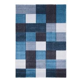 Tappeto Opera square azzurro, blu 133 x 190 cm
