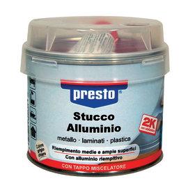 Stucco Alluminio Presto grigio 250 g