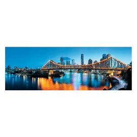 Fotomurale Brisbane multicolor 368 x 124 cm