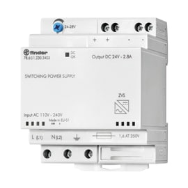 Alimentatore switching Finder 786012302403 2 A