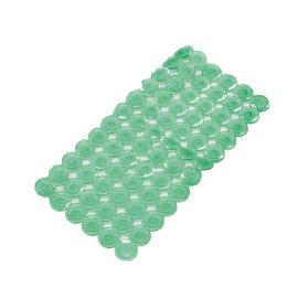 Tappeto antiscivolo vasca Bottoni verde