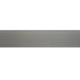 Battiscopa impiallacciato verniciato rovere sbiancato 13 x 82 x 2400 mm