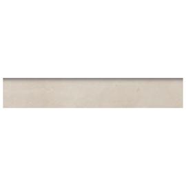 Battiscopa Bellagio beige chiaro 8 x 45 cm