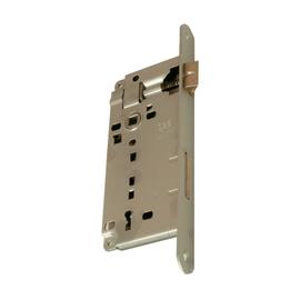 Serratura patent da infilare, entrata 4,5, interasse 90 mm, reversibile