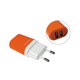 Adatattore 2 USB bianco