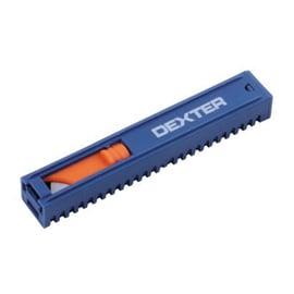Lama a spezzare da tessuti, tappezziere, cuoio, plastica, carta/cartone, legno per cutter Dexter