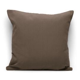 Fodera per cuscino marrone 40 x 40 cm