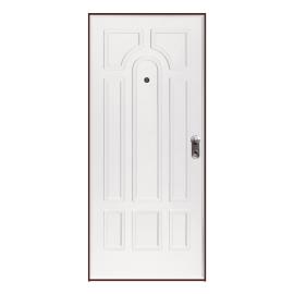 Porta blindata Argo bianco L 90 x H 210 cm dx