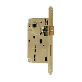 Serratura patent da infilare, entrata 5, interasse 90 mm, reversibile