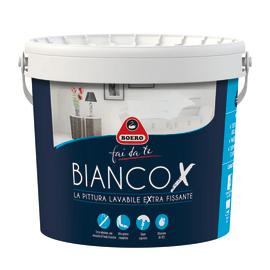 Idropittura lavabile bianca Boero Biancox 4 L
