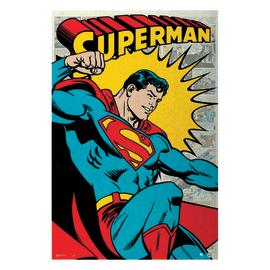 Poster Dc comic Superman 61 x 91,5 cm