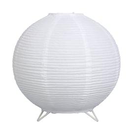 Paralume per lampada da comodino personalizzabile Baoji bianco
