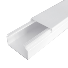 Minicanale per cablaggio 25 x 18 mm x L 2 m