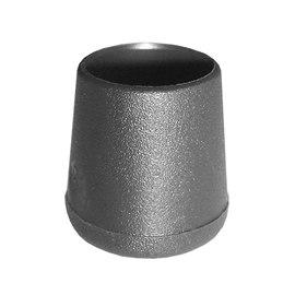 Puntale Prisma & Cubic nero ø 2,5 cm