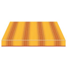 Tenda da sole a bracci Tempotest Parà 240 x 210 cm terracotta/marrone/giallo Cod. 939/58