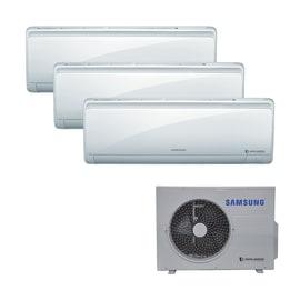 Climatizzatore fisso inverter trialsplit Samsung AJ052MCJ3EH Maldives 2.5 + 2.5 + 3.5 kW