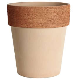 Vasi terracotta e sottovasi prezzi e offerte leroy merlin for Vasi in terracotta prezzi