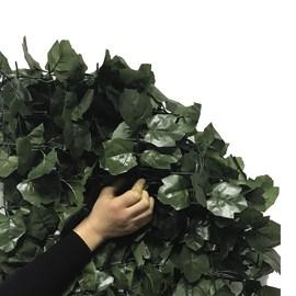 Siepe artificiale Siepe Artificiale Doppia faccia Ivy 100x300 cm L 3 x H 1 m