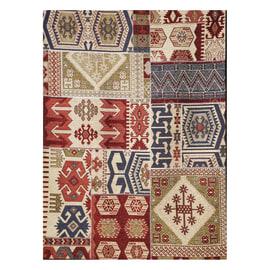 Tappeto Modern kilim 5X multicolore 60 x 120 cm
