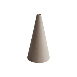 Cono faggio grezzo naturale Ø 90 x 250 mm